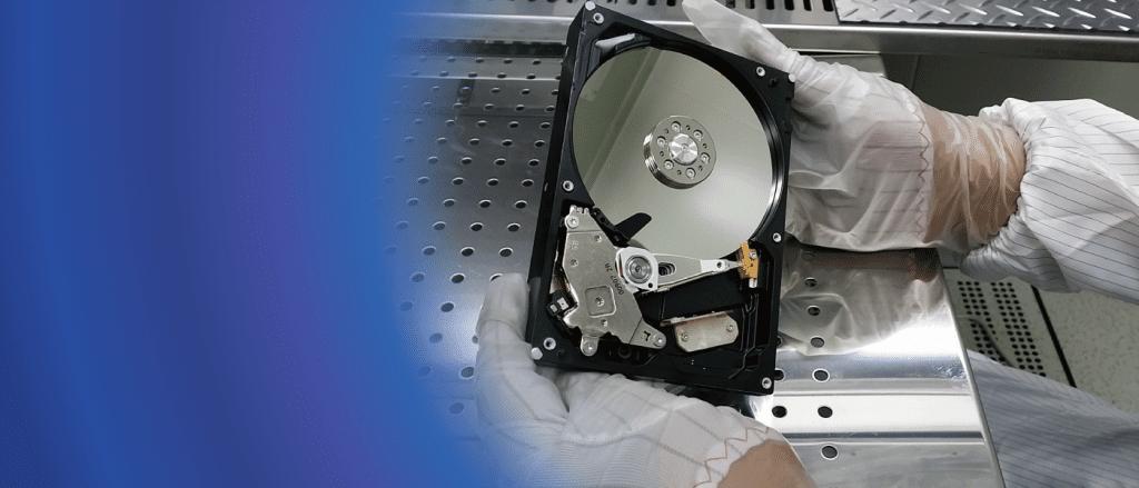硬碟資料救援