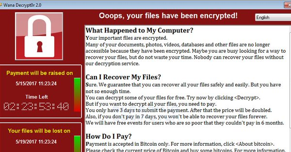 【電腦中毒】信箱打開中勒索軟體,千萬不可以做
