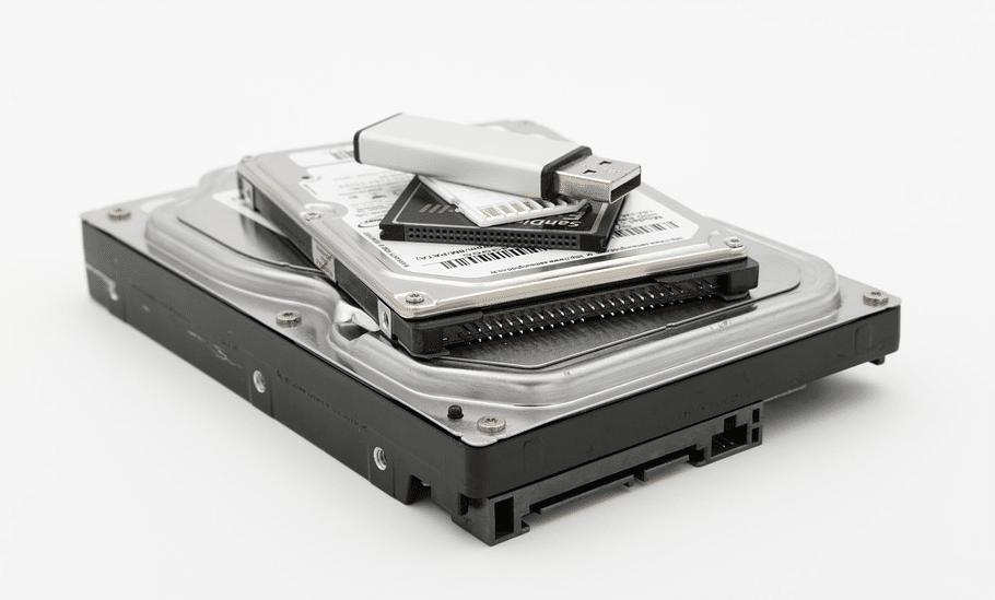 SD、COB、USB、SSD、HHD資料救援