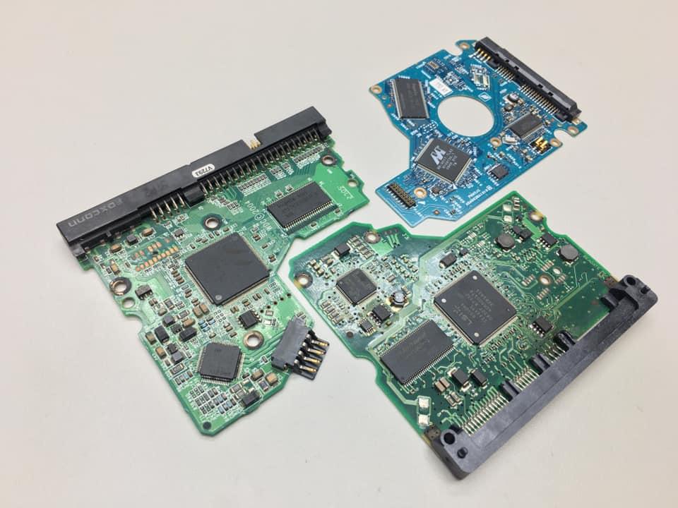 硬碟開盤資料救援